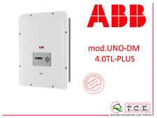 Inverter fotovoltaico ABB mod. UNO-DM-4.0-TL-PLUS-B - string inverter