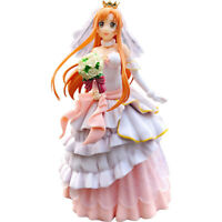 Sword Art Online Wedding dress Girl Asuna Yuuki Figure SAO Collection Toy In Box