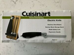 Cuisinart CEK-40 Electric Knife, New and Unused