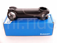 "GIANT Contact OD2 Stem 120mm +/- 8 degree Black 1-1/4"" and 1-1/8"" spacer"