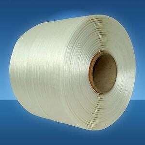 Ballenpressenband 16 mm Polyesterband für Papierpresse Ballenpresse 340 m 450 kg