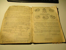 1914 RUSSIA MOSCOW MEYER CATALOG PRICELIST OF PLANTS SEEDS INSTRUMENTS ,0