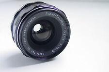 ASAHI SUPER-TAKUMAR 1:3 .5 Objectif 35 mm M42 vis Mont