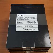 NEW SanDisk SD8SB8U-128G-1122 X400 128Gb SATA-III Ultra-Thin Solid State Drive