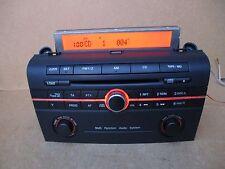 Mazda 3 Radio estéreo Reproductor de CD BR2D 66 AR0 14794018