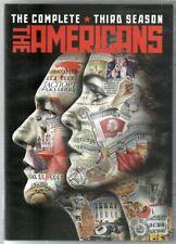 The Americans - The Complete Season Three (4-Disc) Region 1 DVD Set