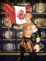 Custom Elite WCW NJPW Impact Wrestling WWE Lance Storm Figure