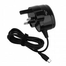 UK MAINS WALL HOME CHARGER FOR TOMTOM VIA 135 & 130 AC ADAPTOR TRAVEL CHARGER