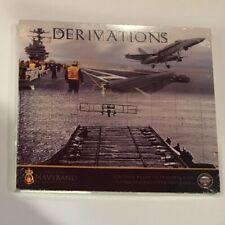 US Navy Band DERIVATIONS Captain Brian Walden 2010 CD