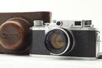 【N.MINT + Case】 Canon IVsb Rangefinder film Camera 50mm f/1.8 L39 From JAPAN 508
