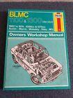 BLMC 1100 & 1300 MK1 2 AND 3 1962-1974 MORRIS WOLSELEY AND RILEY HAUNES MANUAL