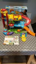 Vtech toot toot drivers garage set boxed