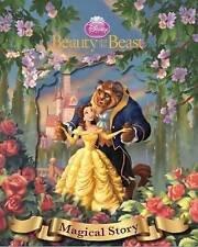 Disney Beauty and the Beast Magical Story with Amazing Moving Picture Cover by Parragon (Hardback, 2012)