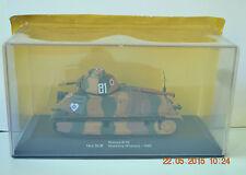 VEHICULE DE COLLECTION TANK CHAR - SOMUA S-35 FRANCE QUESNOY 1940 (11x5cm)