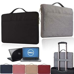 """Laptop Carrying Protective Sleeve case Bag For 11"""" 13"""" 14"""" 15"""" Dell Inspiron"""