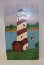 Lighthouse Hand Painted Box