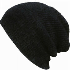 Unisex Men Women Knit Baggy Beanie Winter Hat Ski Slouchy Chic Knitted Cap SP