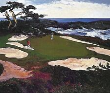 Mark King Cypress Point #15 #XXXII/C