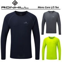 2020 Ronhill Everyday Mens Running Vest Tee Jogging Fitness Exercise Gym S-XXL