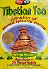 TIBETIAN TEA LEMON FLAVOUR