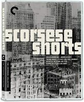 Scorsese Shorts - The Criterion Collection Bluray Blu Region A - New & Sealed