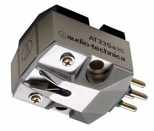 Audio Technica AT33sa Moving Coil Cartridge