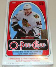 Новый в коробке 2013/14 двухместными UD OPC O Pee Chee карточки НХЛ хобби хоккейная коробка