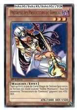 "Yu-Gi-Oh - ""Prêtresse des Protecteurs du Tombeau"" LCJW-FR258 - rare -"