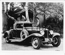 1929 Cord Roadster, Factory Photo (Ref. # 34901)