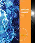 Statistics for Business and Economics by David R. Anderson and Dennis J....