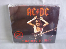 AC/DC- Highway to Hell LIVE- 3-Track-MCD WIE NEU