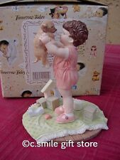 BESSIE PEASE GUTMANN *Mine* Figurine 1992 Enesco Tomorrow~Today MIB Ret