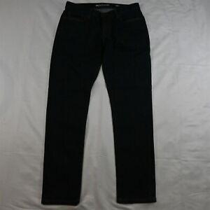 Banana Republic 32 x 32 Legacy Skinny Fit Dark Rinse Flex Denim Jeans