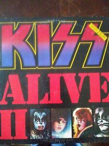 Kiss Album Vintage
