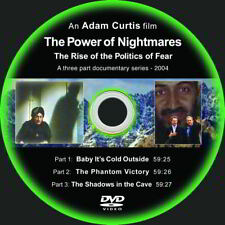 The Power of Nightmares by Adam Curtis, DVD (in paper sleeve)