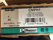 """Panduit Cmph1 19"""" Front D-Ring 1.5""""X3"""" Front 1.5""""X5"""" Rear"""