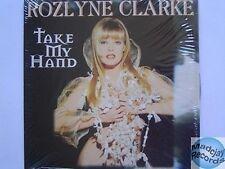 ROZLYNE CLARKE TAKE MY HAND france CD SINGLE card slv