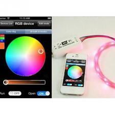 Smart Intelligent Wireless RGB WIFI Controller RGB Lamp 30M Remote Control