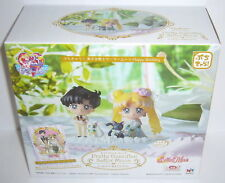 Sailor Moon 25th MegaHouse Petit Chara Sailor Moon Happy Wedding Figure Set