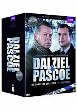 DALZIEL & PASCOE : COMPLETE COLLECTION 1 - 11  BOX SET -  DVD - PAL Region 2