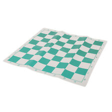 Foldable Chess Roll-up Chessboard Game Travel Camp Outdoor Game G