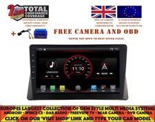 "Radio DVD GPS Navi Bt 10.2"" Android 8.1 DAB + CarPlay Honda Accord 8 08-13 DK9320"