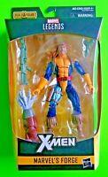 """Marvel Legends X-Men 6"""" Forge Action Figure (Caliban BAF) - NEW/SEALED"""