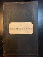 Antique Catholic Book - The Future Ecumenical Council - 1869