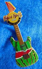 MEMPHIS DWEEZIL ZAPPA WATERMELON MEMORABILIA WALL GUITAR Hard Rock Cafe PIN LE