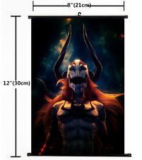 HOT Japan Anime Bleach Wall Poster Scroll Home Decor Cosplay 1507