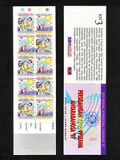 SSBC_032 Malaysia 1997 BOOKLET WOMEN S ASSOC . PPSEAWA MNH SUPERB