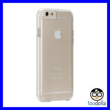 CASE MATE Naked Tough Case, Dual Layer Slim Protection, iPhone 5/5s/SE, Clear