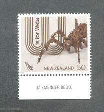 Insects -Weta-New Zealand-mnh single (3082)-2008