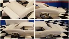 Resin Rear Spoiler, Wing for '69 Camaro Revell 1/25. HOT!